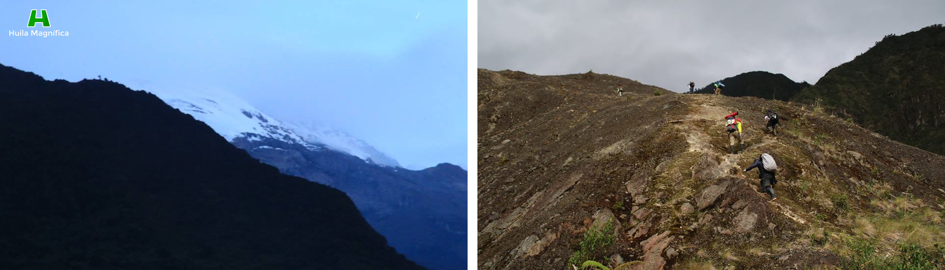 Excursión al Nevado del Huila 2018 - Vladetur