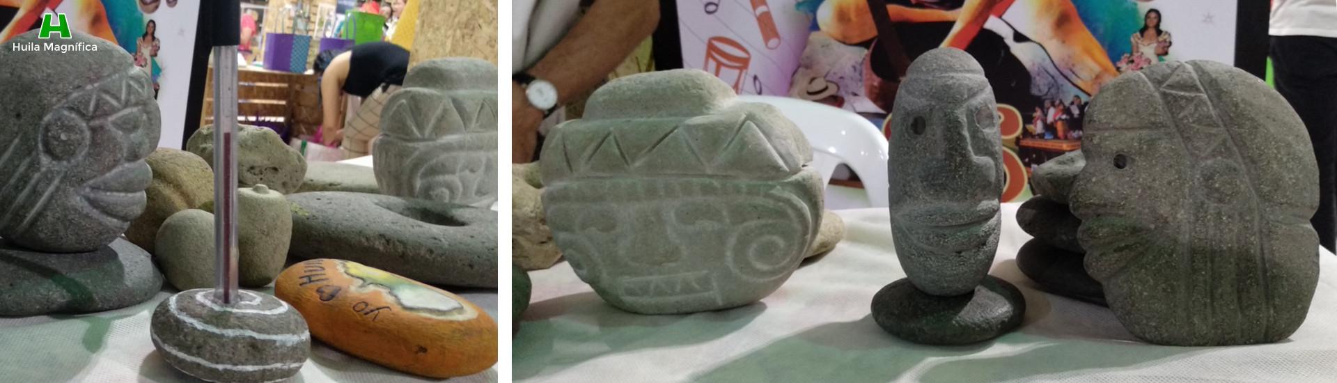 Dainer Morera Cabrera - Esculturas Líticas del Huila - Huila Magnifica Slider