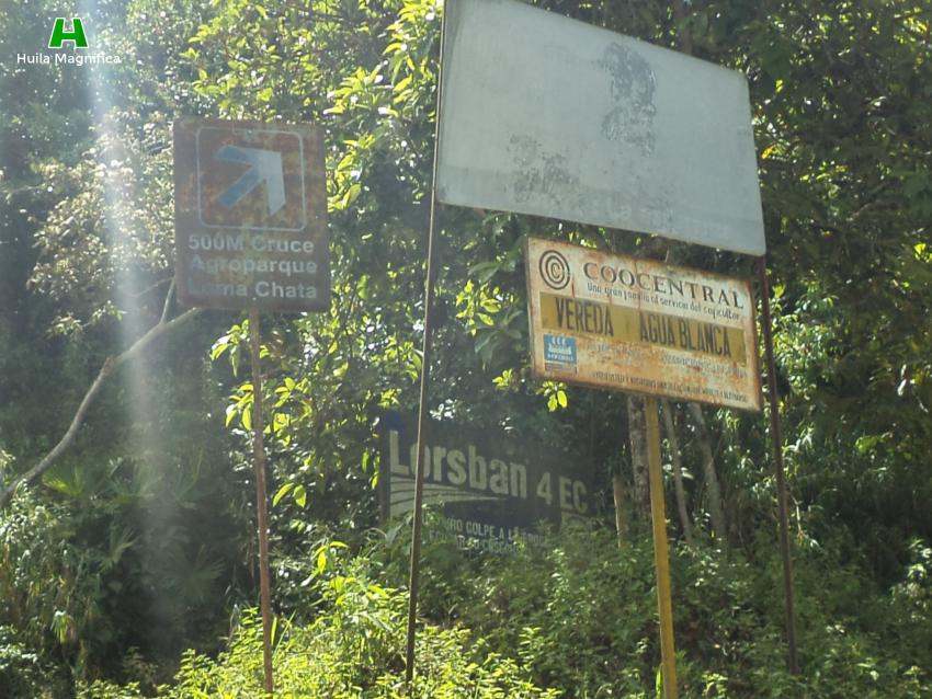 Camino a LomaChata2