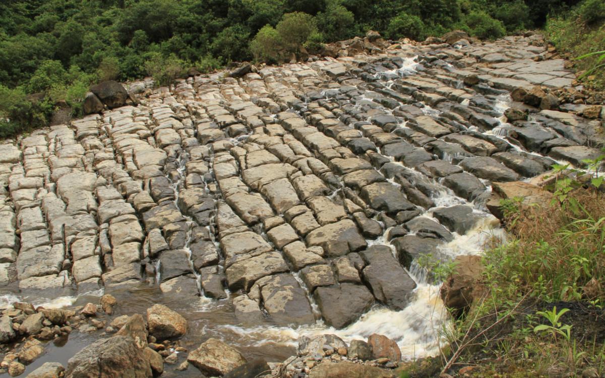 El Lapiaz del Rio Suaza (Fotografía: Fundación Cerca Viva)