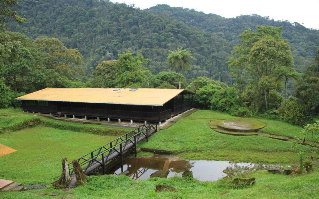 Hospedaje Andaquí (Fotografía: Fundación Cerca Viva)