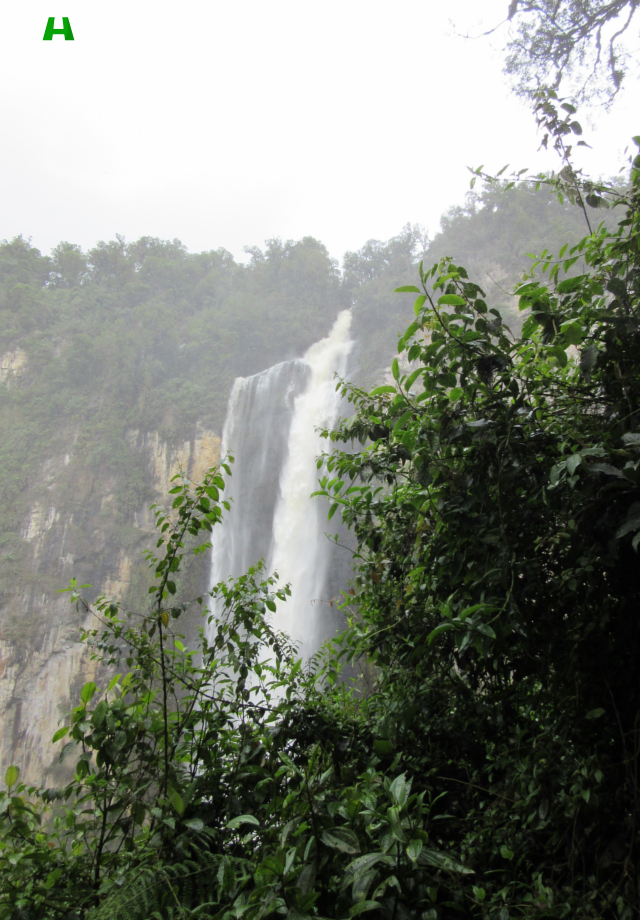 Cascada La Candelaria