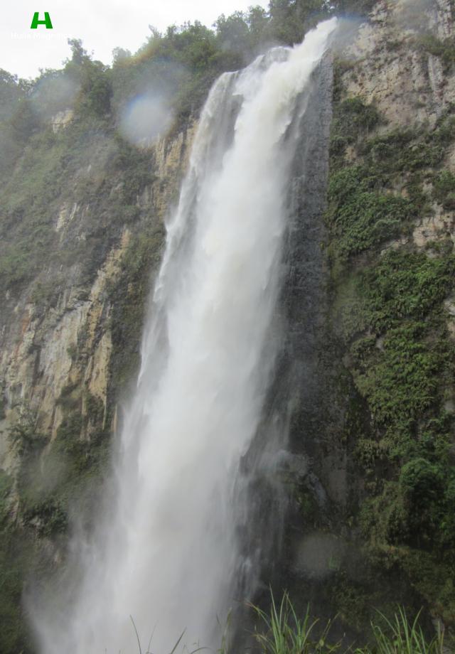 Base Cascada La Candelaria