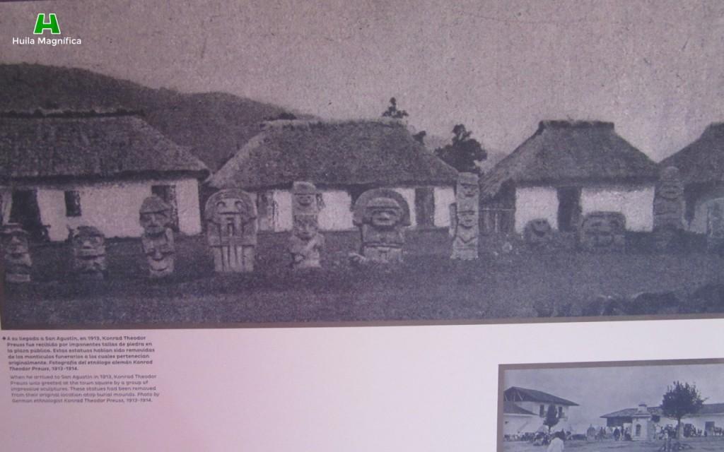 Fotografía impresa en la Casa Museo Juan Friede