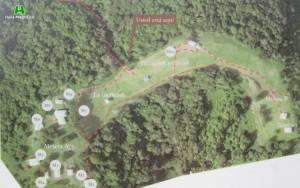Mapa - Parque Arqueológico Alto de los Ídolos