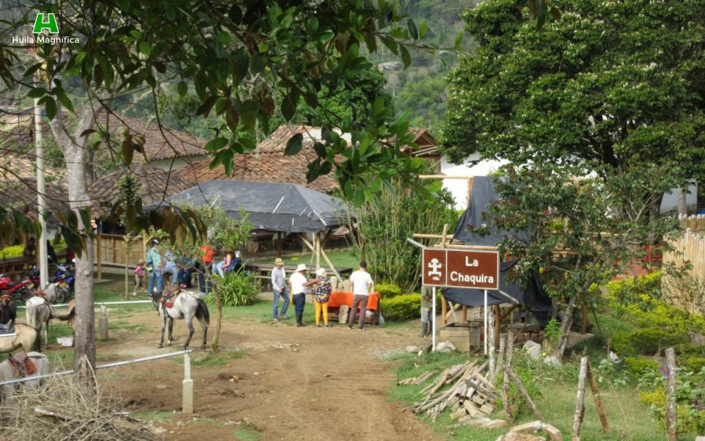 Llegando a La Chaquira - San Agustin (Huila Magnifica)