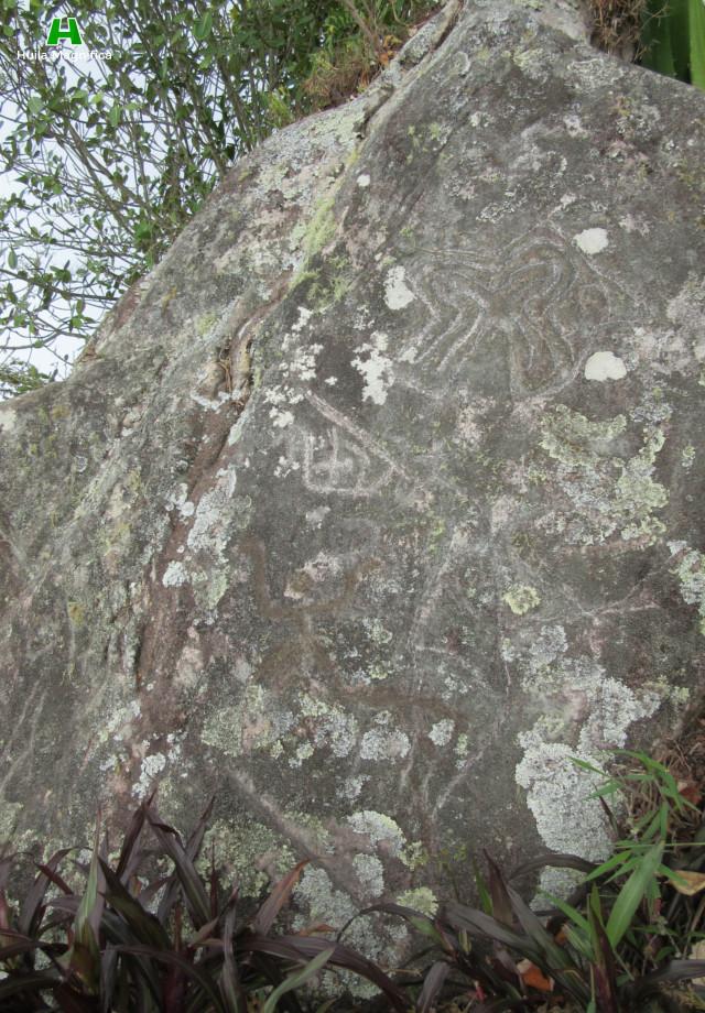 Petroglifos El Tambillo - Rivera