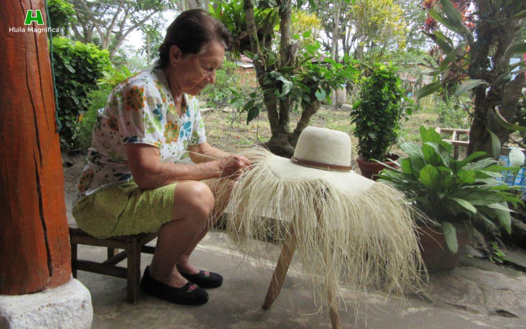 Sombrero Suaza - Rosa Facundo