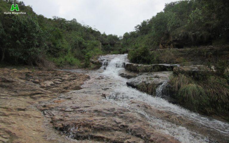 Cascada Las Lajas - Municipio de Nátaga