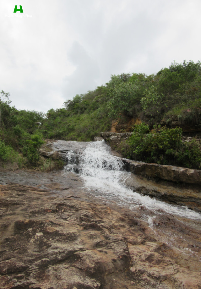 Cascada Las Lajas - Nátaga