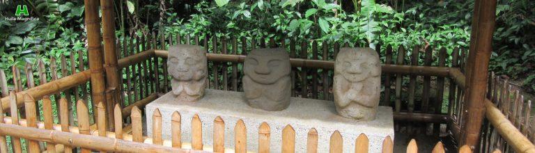 Bosque de las Estatuas - Parque Arqueológico de San