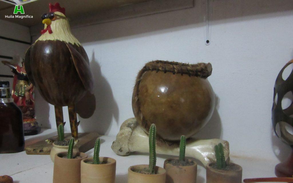 Artículos de la Tienda del Museo Artesanal Casa del Totumo