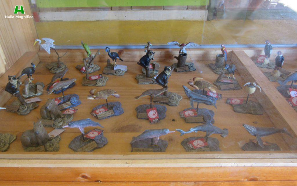 Artesanías del Desierto - Santiago Cifuentes Mejia Esculturas Animales Nacionales