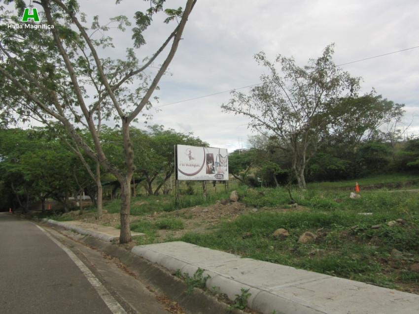 Entrada a La Jagua (Garzón)