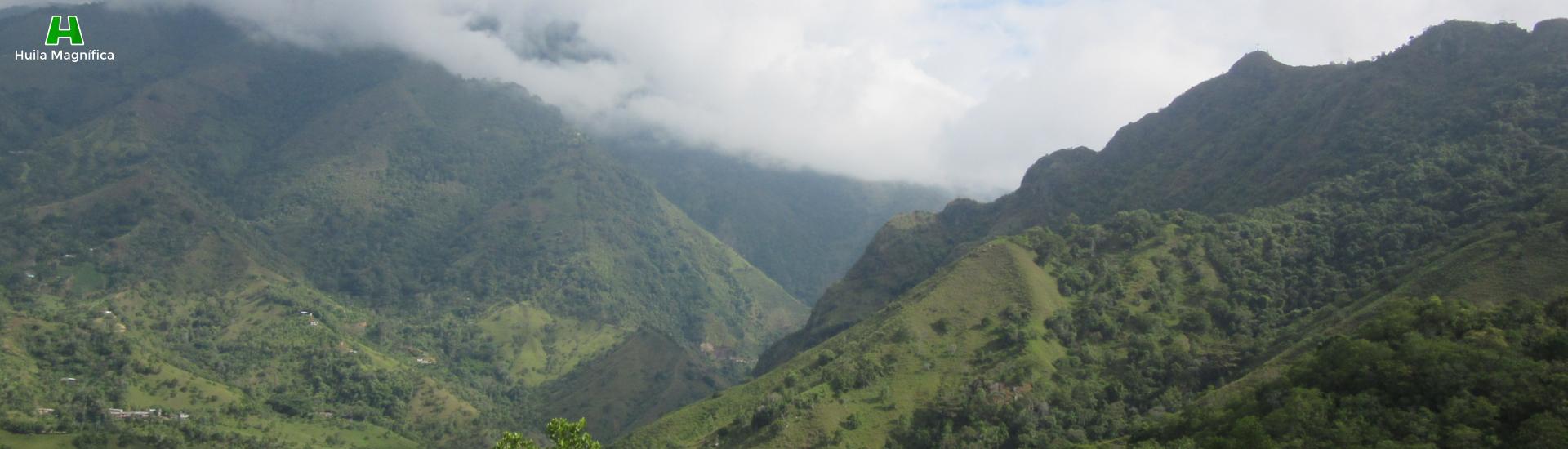 El Cerro de la Cruz - Santa María - Huila Magnífica (Slider)