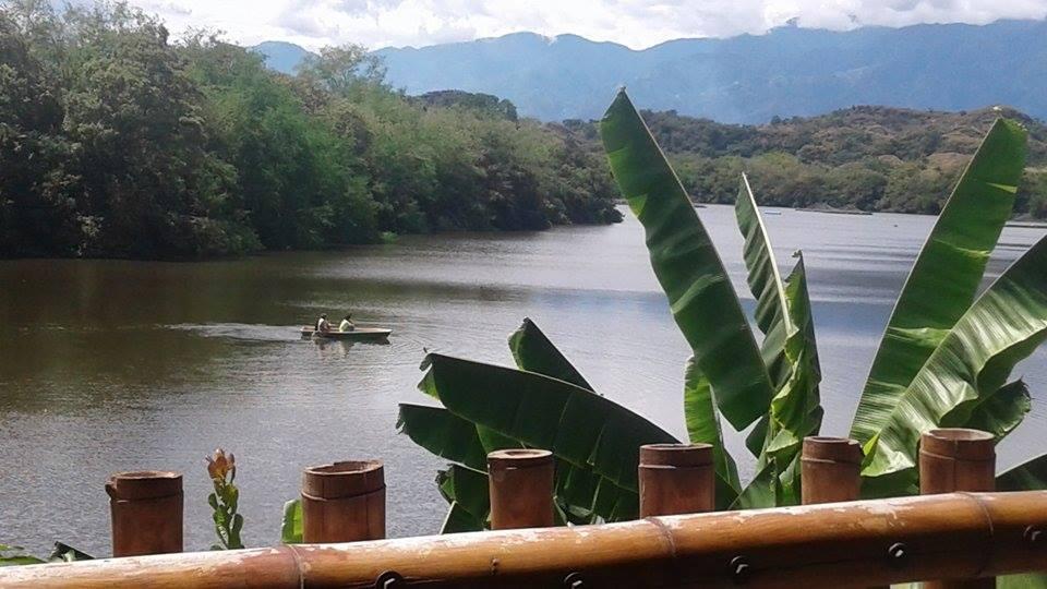 Vista del Río Magdalena
