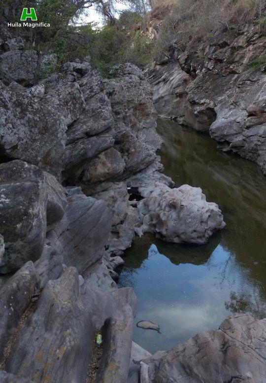 El Cañón de los Ídolos (Municipio de Palermo - Subregión Norte del Huila)