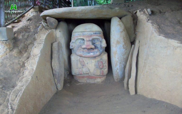 Chamán - La Pelota (San Agustín)
