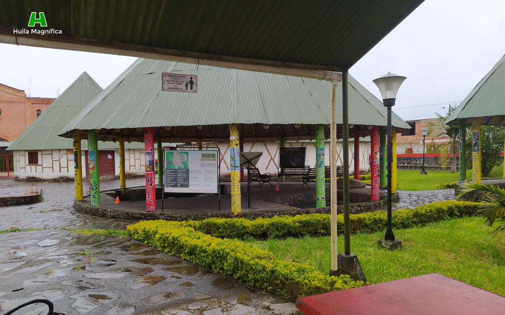 Parque y museo Arqueológico de Obando