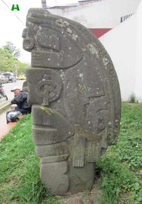 Doble Yo (Pieza de Arte exhibida en la casa de la cultura del Municipio de Isnos)