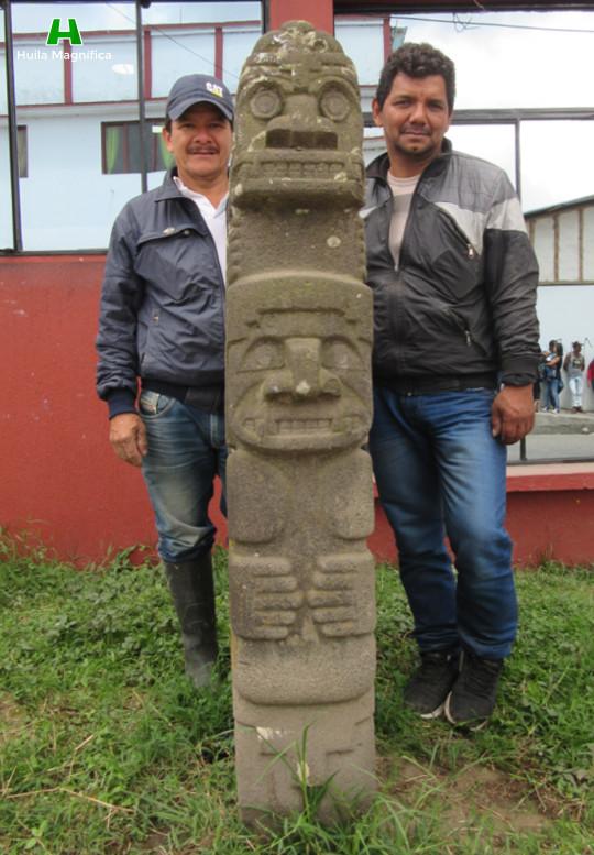Hermanos Carvajal. Reynel Carvajal y Edison Carvajal.