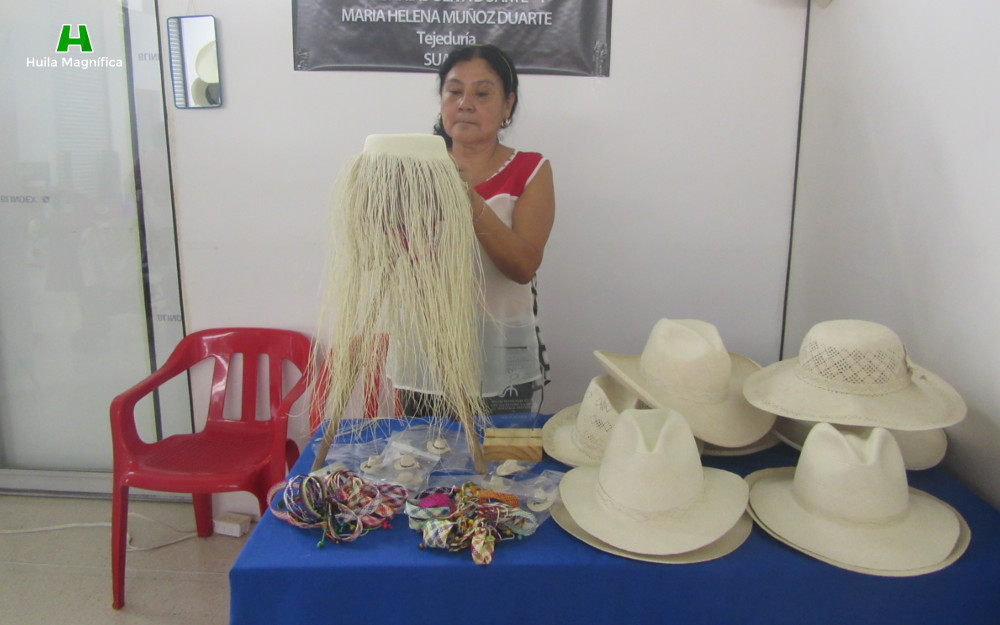 Artesanías Oliva Duarte (Municipio de Suaza)