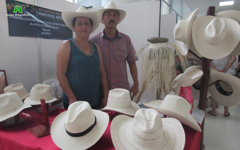 Blanca Lucía Calderón Cuéllar y Arlex Flores Castrillón