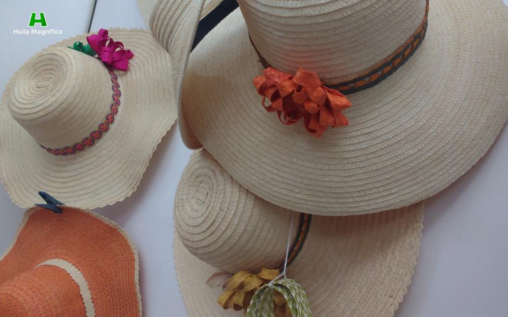 Sombreros en Pindo