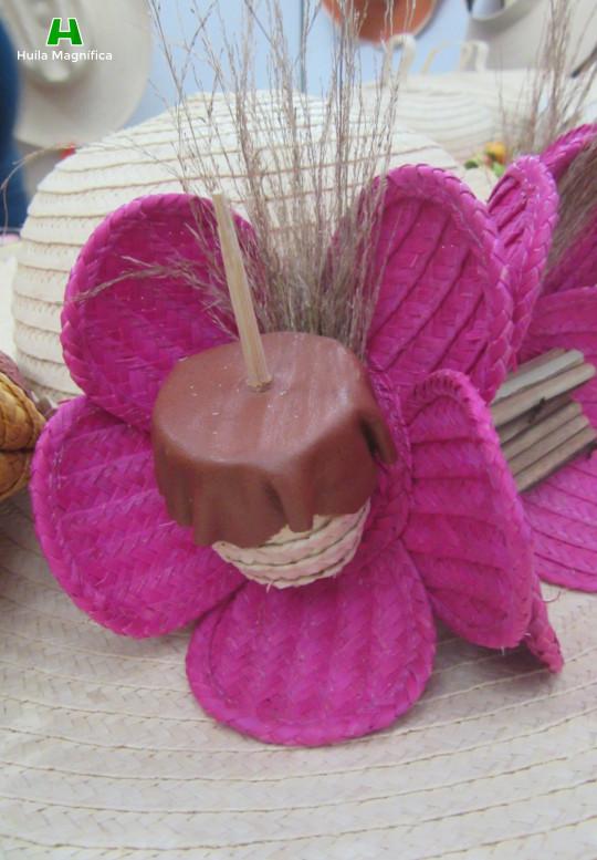 Flores en Pindo