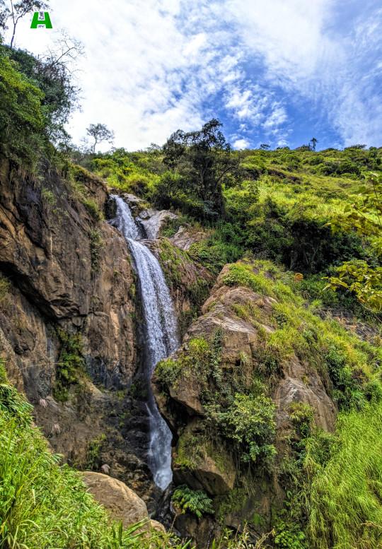 Cascada El Fraile - Vereda Alto Paraguay (Palermo)