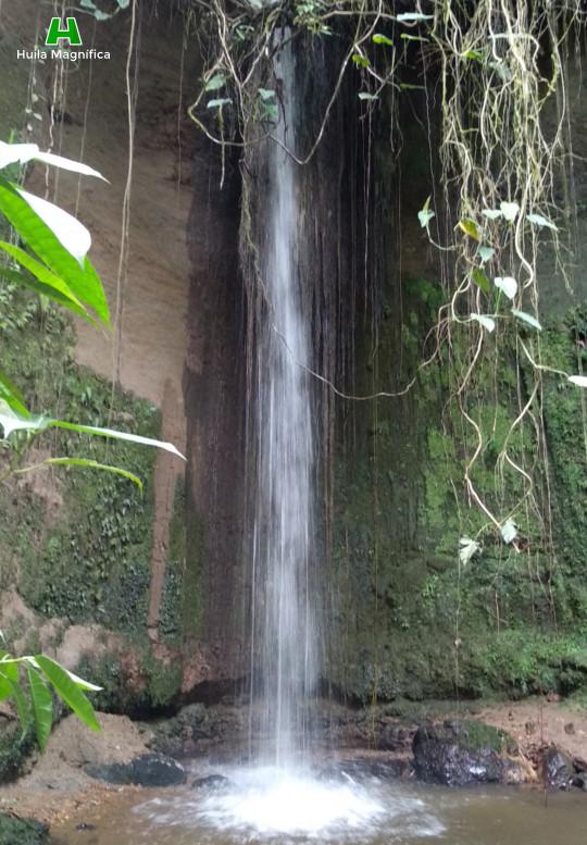 Salto del Duende - Vereda La Gaitana - Corregimiento de Quinchana - (San Agustín)