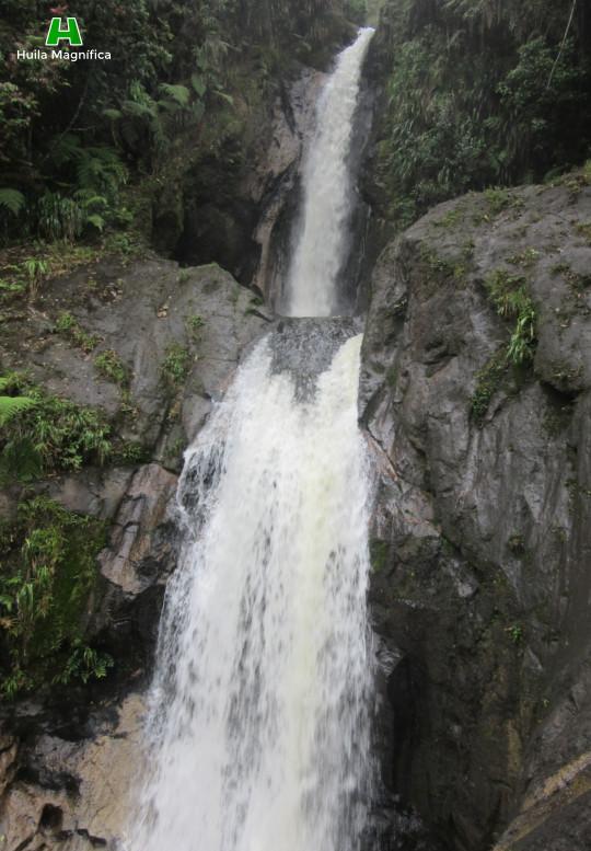 Cascadas antes de llegar al Arco de Las Jarras