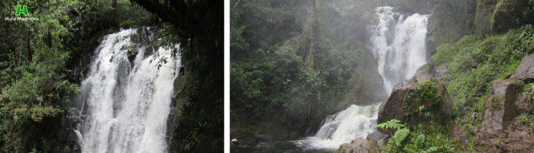 Cascada del Duente - Municipio de Isnos - Huila Magnífica - Slider