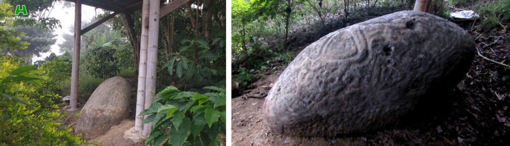 Petroglifos de El Tigre - Municipio de Isnos - Huila Magnifica