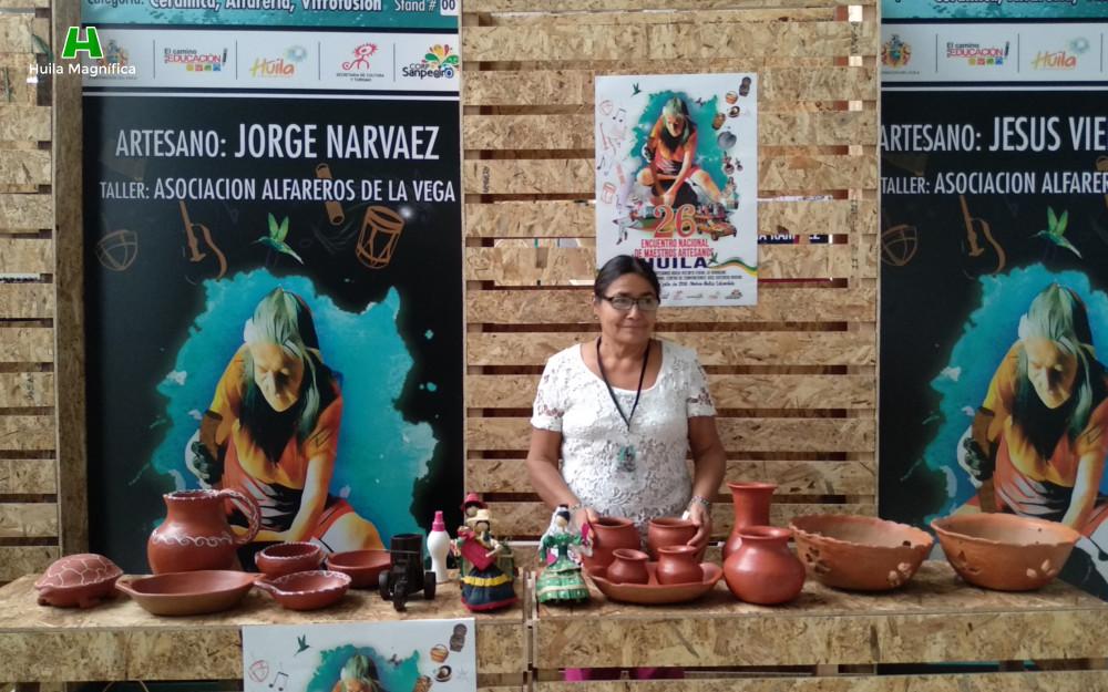 Asociación Alfareros de La Vega (Doña Nelsa)