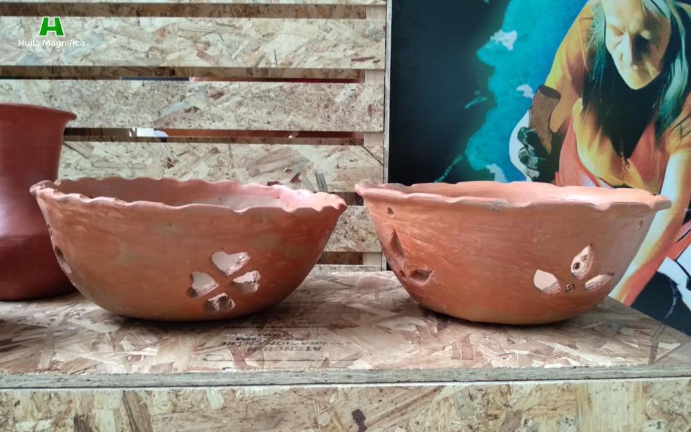 Vasijas de arcilla