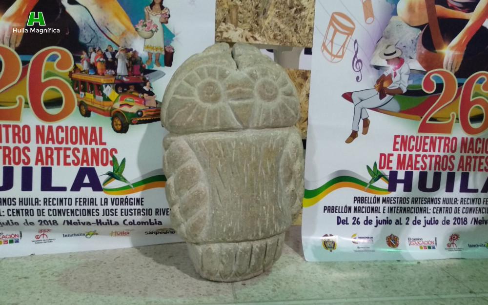 Talla en piedra - Dainer Morera Cabrera