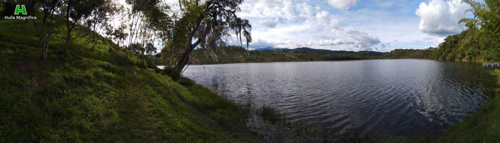 Laguna de Guaitipán - Municipio de Pitalito - Huila Magnífica Slider