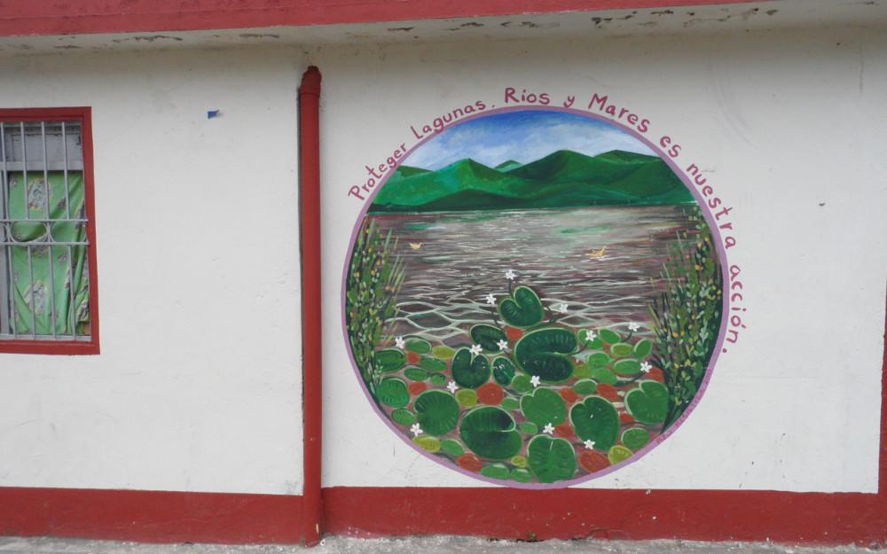 Proteger lagunas, ríos y mares es nuestra acción