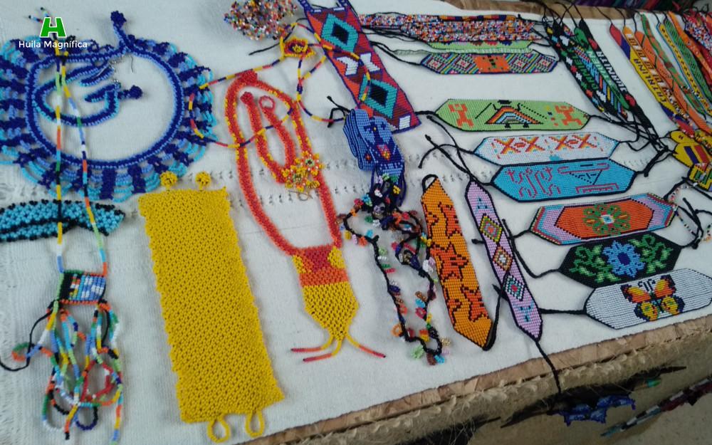 Artesanías del Resguardo Indígena Paniquita