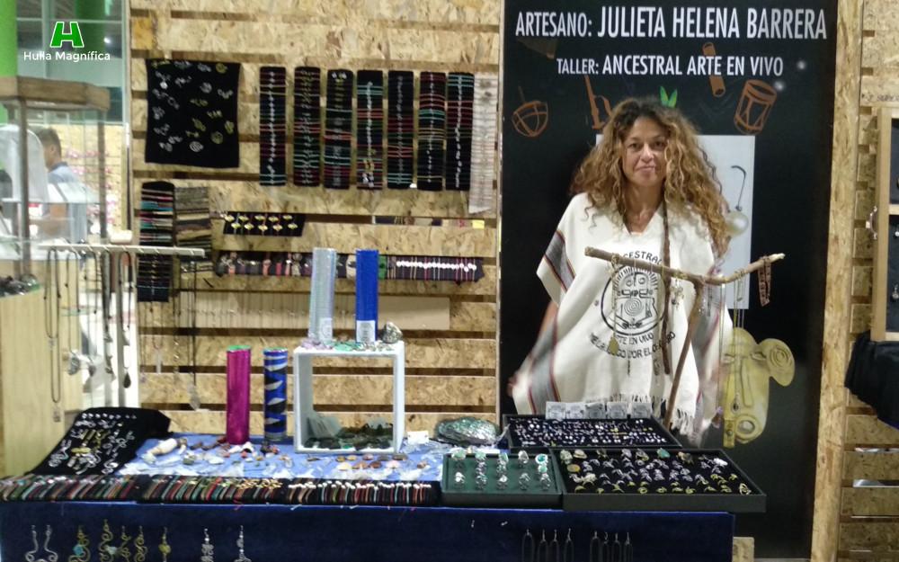 Julieta Helena Barrera - Ancestral Arte en Vivo