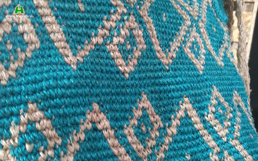 Liber Tejidos - Crochet con fibra de plátano
