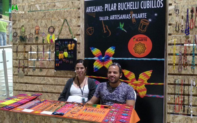 Pilar Buchelli Cubillos - Artesanías Pilarte - Neiva