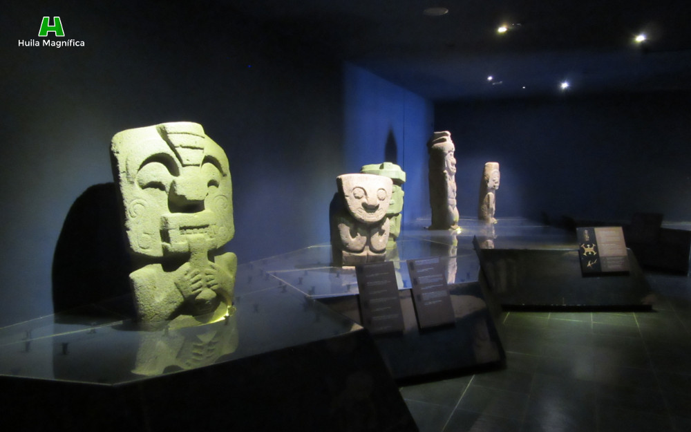 Exhibición de Estatuaria