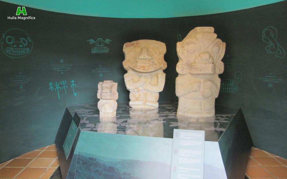 Cultura arqueológica de San Agustín