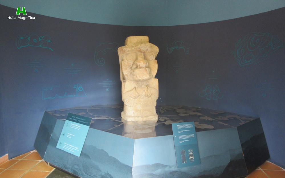 Interpretación de estatuaria en inglés y español