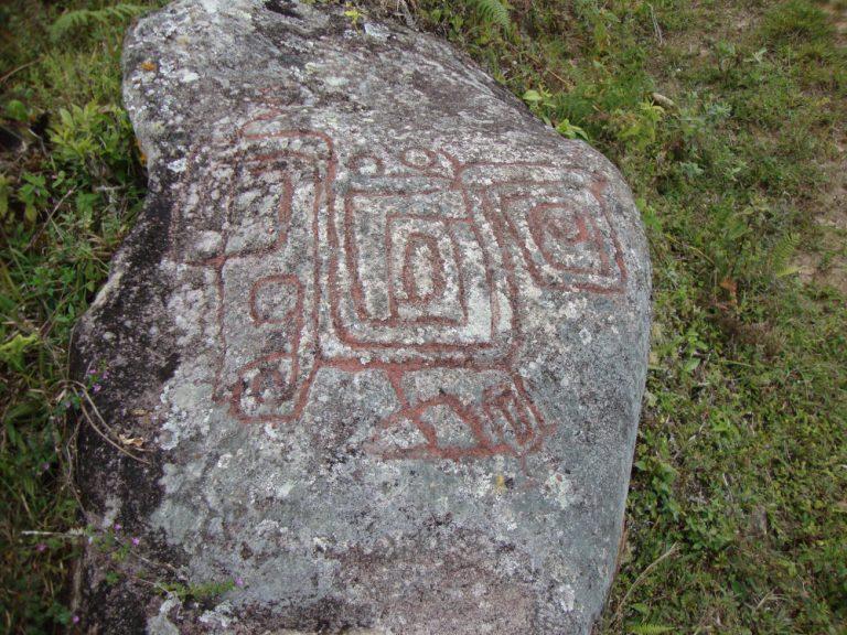Petroglifos de San Isidro - Municipio de Campoalegre