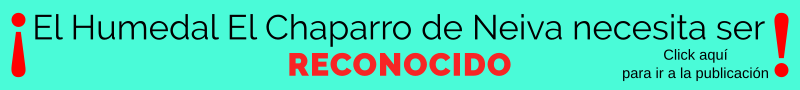 Humedal El Chaparro