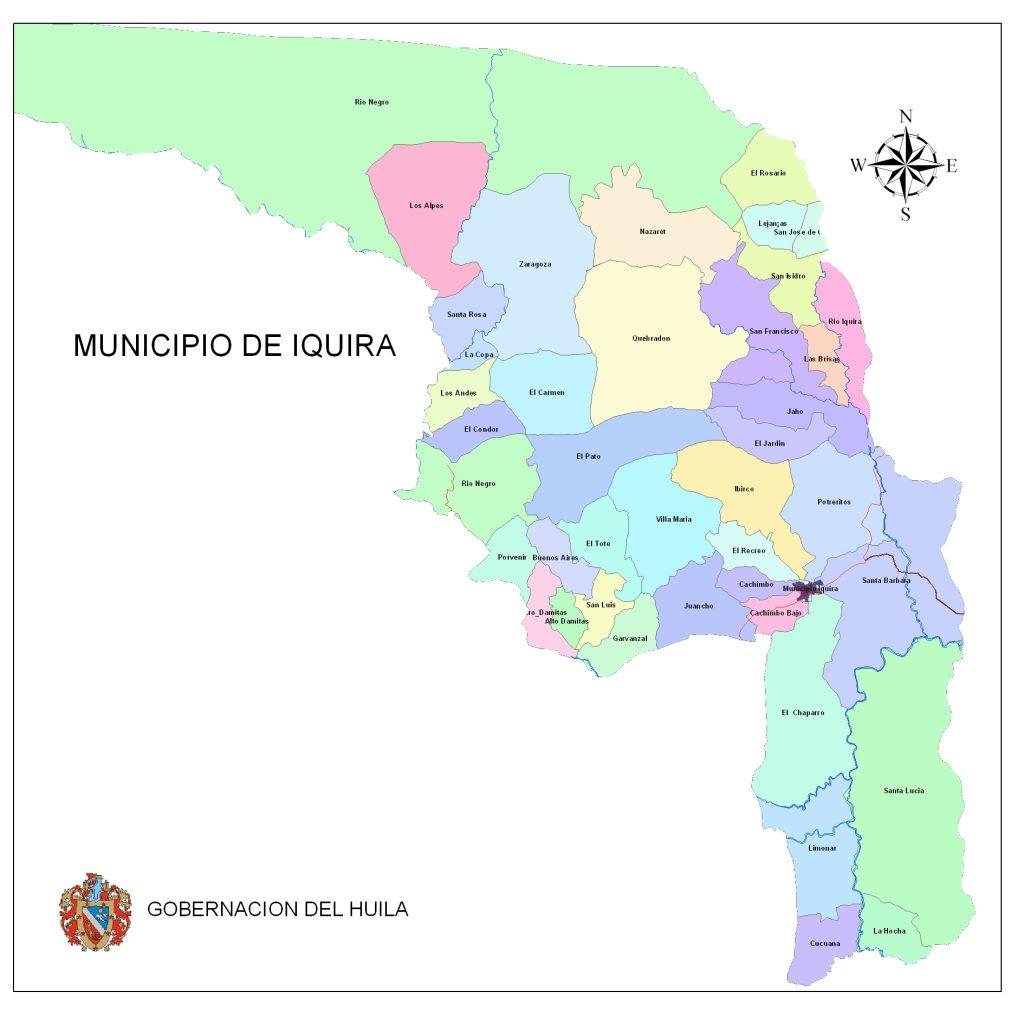 Municipio de Íquira
