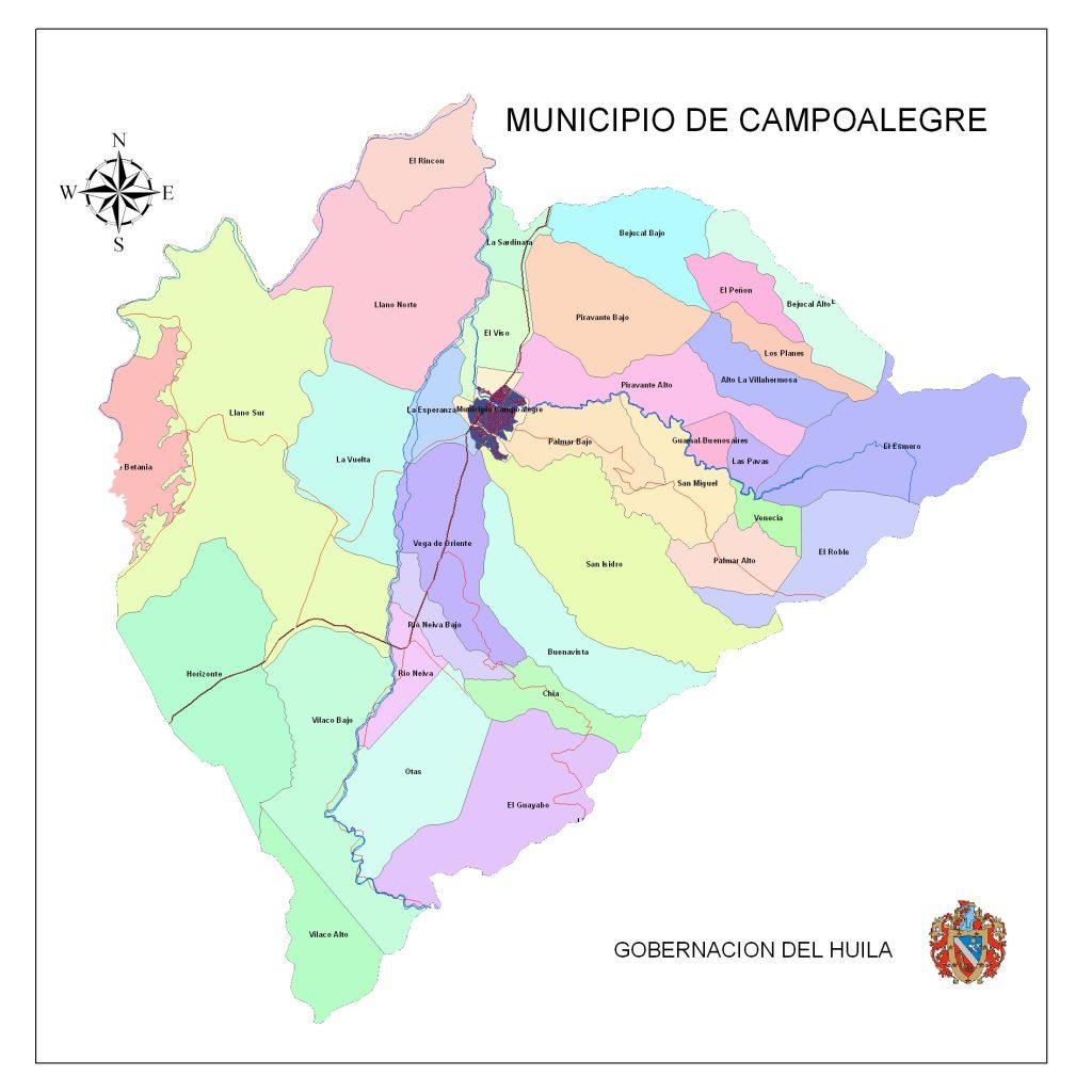 Municipio de Campoalegre